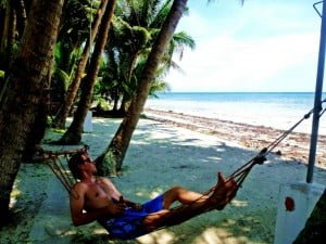 Chilling in the Philippines